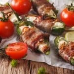 Bacon Wrapped Jalepeno Poppers Recipe by William L Brown Farm Market